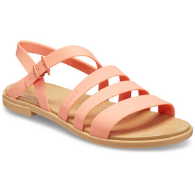 Crocs Tulum Sandals Women grapefruit/tan